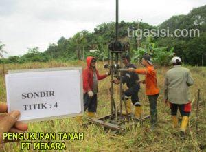 Penyelidikan dan Pengujian Kekuatan Tanah