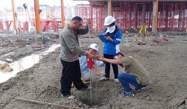 081391028305 Soil Test Tes Tanah Soil Investigation Sondir