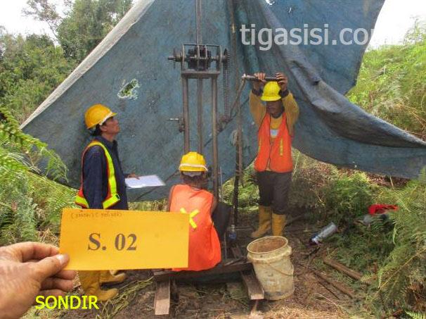 Tes Tanah Samarinda Sondir Tanah Soil Test 081391028305